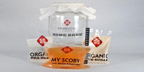 Kombucha Brooklyn Home Brew Kit