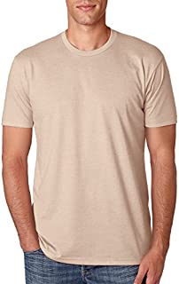 Next Level Apparel N6210 Mens Premium CVC Crew - Heather Cream, Medium