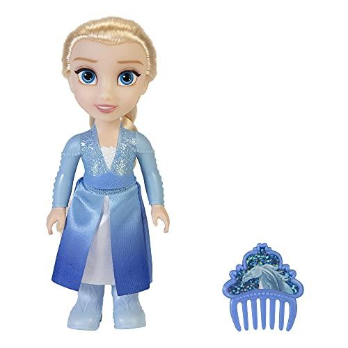 Disney Frozen Elsa Doll 6-Inch Petite Play Dolls