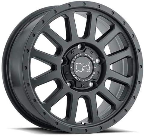 Black 55% OFF Rhino Havasu 17x7.5 6x139.7 +45mm Ranking TOP6 6x5.5