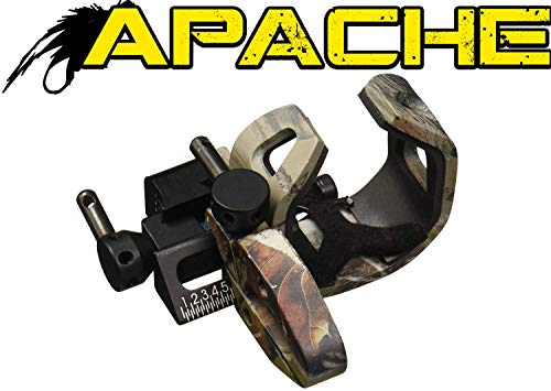 NAP Apache Drop-Away Rest Right Hand Camo 360 Degree...