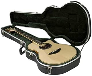 SKB Thin-line Acoustic-Electric/Classic Shaped Hardshell, Standard Latches, Handle