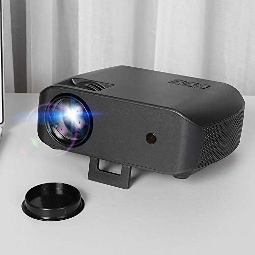 Asiproper M18 1080P - Proyector Full HD (5500 lúmenes, Entrada USB ...