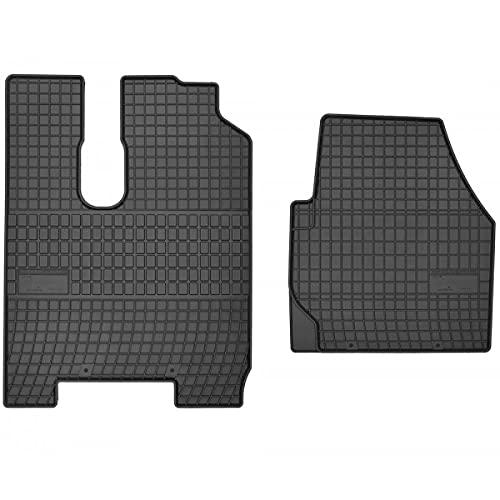 123Tapisauto - Alfombrillas de goma para Mercedes Actros mp2 mp3 2003 – 2012