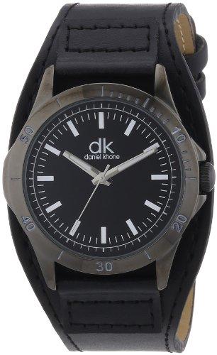 dk daniel khone Herren-Armbanduhr XL Young Man Analog Quarz Leder DKGA-90309-21L