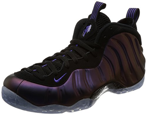 Nike Mens Air Foamposite One Egg Plant Basketball Shoe (9)