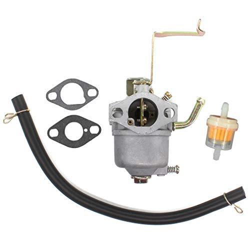 AISEN Vergaser mit Dichtung Benzinfilter für Westcraft WK-950W / Güde GSE 950 / GSE 1200 4T Stromerzeuger Carb