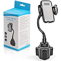 CTYBB Car Cup Holder Phone Mount with Adjustable Gooseneck