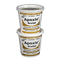 Apoxie Sculpt 4 Lb. White Epoxy Clay by Aves