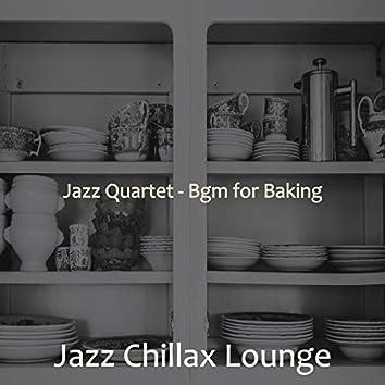 Jazz Quartet - Bgm for Baking
