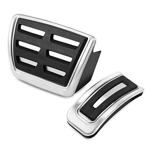 Pedal reposapies Pedal De Automóviles para Golf 4 Vento Polo Beetle Fox para Jetta Mk4 para Audi A1...