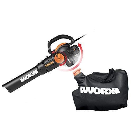 WORX WG512 Trivac 2.0 Electric 12-amp 3-in-1 Vacuum...