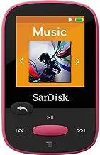 Sandisk SDMX24-008G-A46P Clip Sport 8GB MP3 Player Pink