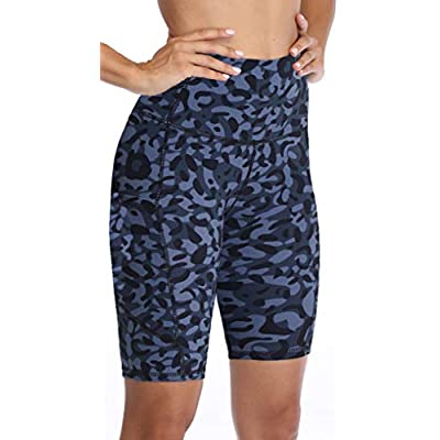CAMPSNAIL Yoga Biker Shorts for Women High Wais...