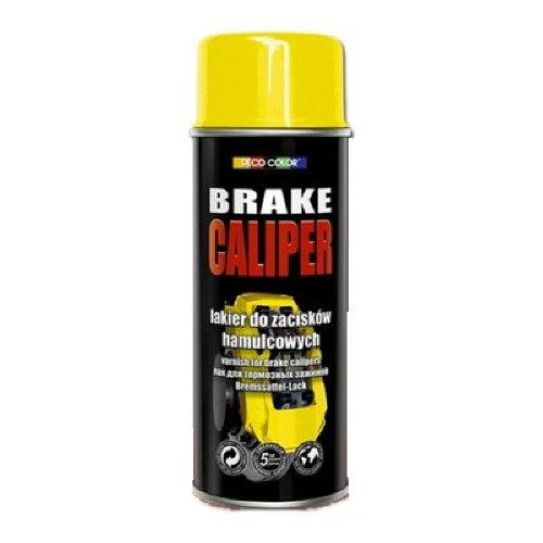 Fahrzeugteile Hoffmann 3 Stück 400ml Bremssattellack Bremssattel Farbe gelb
