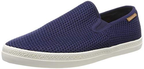 GANT Footwear Herren FRANK Slip On Sneaker, Blau (Marine G69), 44 EU