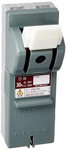 日東工業 CKS カバースイッチ CKS2P30A