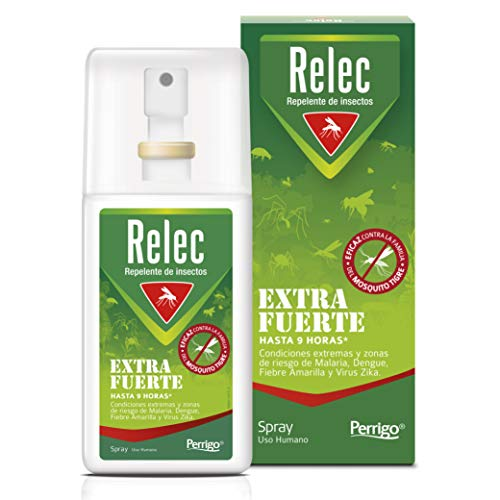 RELEC Medication: Insect & Pest Repellents, 75 ml