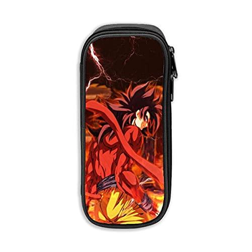 Nuevo diseño estuche escuela papelería caja Dragon Ball Goku Cusomized Tool Case