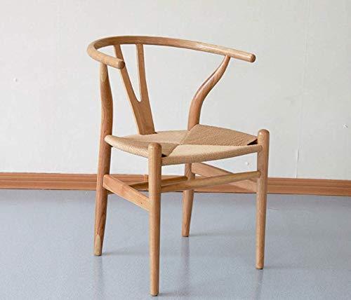 Wishbone - Silla de comedor de madera hecha a mano