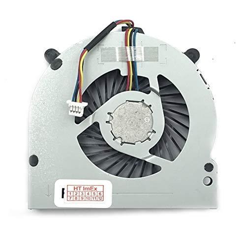 Lüfter/Kühler - Fan komaptibel für Sony Vaio SVE1711G1EW, SVE1712F1EW, SVE1713Z1EB, SVE1713W1EB.G4, SVE1712C5E, SVE1713N9EB, SVE1712L1EB.G4, SVE171C11M, SVE1713C1EB