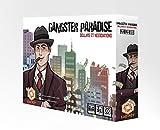 Lud'Act- Gangster Paradise Jeu de société, LUDA0170, Dollars et négociations