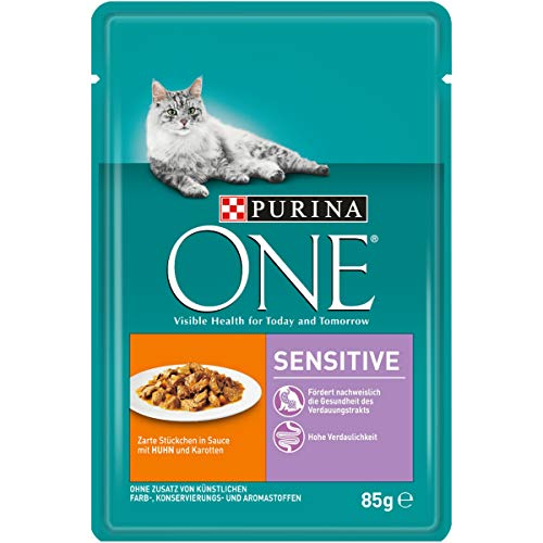 Nestlé Purina PetCare Deutschland GmbH -  PURINA ONE SENSITIVE