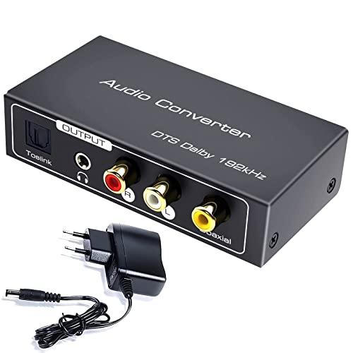 AMANKA HDMI ARC Extractor Bild