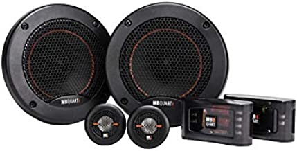 $148 » MB Quart RS1-213 Reference 2-Way Component Speaker System (Black, Pair) – 5.25 Inch Component Speaker System, 220 Watt, Ca...