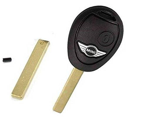 günstig Fernbedienungsschale mit Knöpfen, Schlüsselanhänger, Mini Cooper SD One Clubman, ohne Logo, Marke Nawo Vergleich im Deutschland
