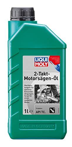 Liqui Moly 1282 Aceite para Motosierras de 2 Tiempos, 1 L
