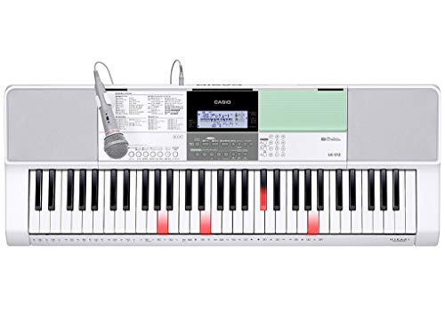 CASIO(カシオ) 61鍵盤 電子キーボード LK-512 [光ナビゲーション]