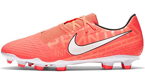 Nike Men's Footbal Shoes, Orange (BRT Mango/White/Orange...
