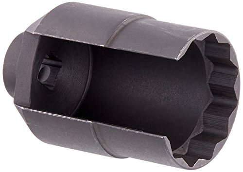 Lisle 68210 IPR Socket for Ford Diesel,Black