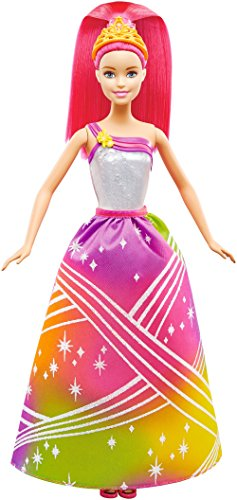 Barbie - Princesa Luces de arcoíris (Mattel DPP90)