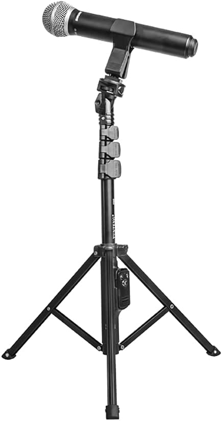 HYBHD Tripod Boom Microphone Stand Arm Mic Department store with Large special price !! Car Stands Floor