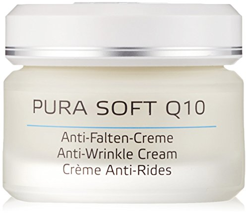 Annemarie Börlind Pura Soft Q10 femme/woman, Anti-Falten Creme, 1er Pack (1 x 50 ml)
