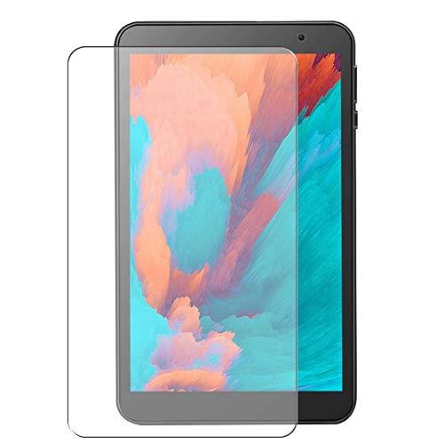 Vaxson, 3 pellicole protettive per display compatibili con VANKYO Matrixpad S8 Tablet 8', pellicola protettiva per display in TPU senza bolle [non in vetro temperato]