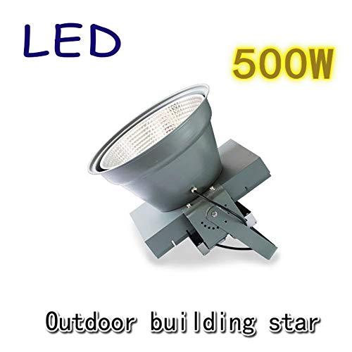 LED-spot, IP65, ronde kroonluchter, LED, vierkant, superhelder, veiligheidslamp, 500 W, schijnwerper
