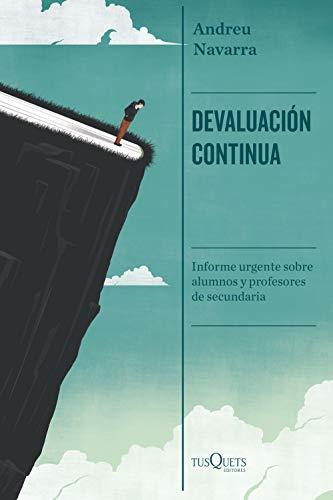 Devaluación continua: Informe urgente sobre alumnos y profesores de secundaria