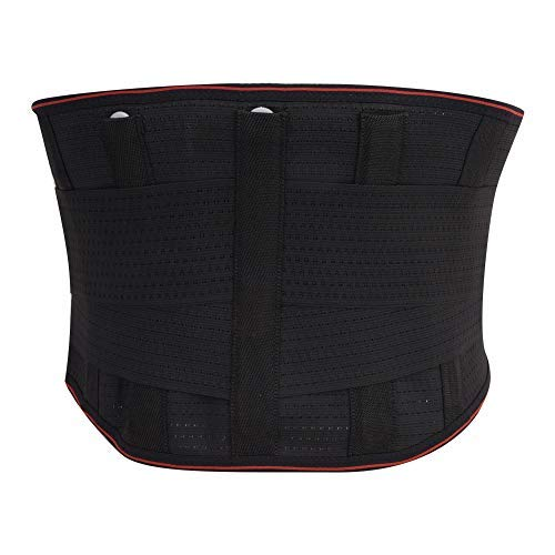 Cintura sostegno lombare, cintura per allenatore perdita peso Cintura per il recupero post-partum Neoprene Premium per allenamento con il sudore sportivo Allenamento con i pesi, palestra (XXL)