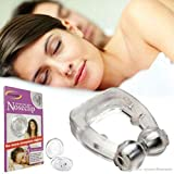 JERN Magnets Silicone Snore Free Nose Clip White