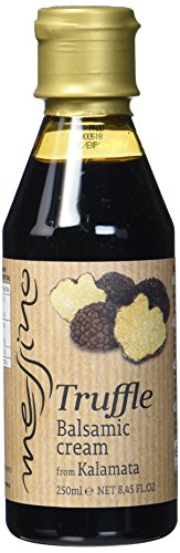 Papadeas - Messino Vinegars Trüffel Balsamico Creme Glaze 250ml, 3er Pack (3 x 250 ml)