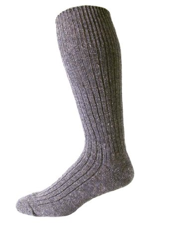 Nordpol Garantie-Socke aus Polyamid/Viskose Mischung in grau, 39|41