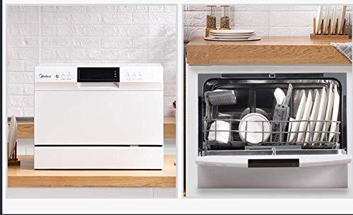 YANGSANJIN Midea 6 Libera Installazione 6coperti A+ lavastoviglie