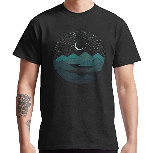 Camiseta de los hombres de algodón abrigo camiseta cuello redondo camiseta de los amantes de la moda camiseta de algodón puro camiseta transpirable deportes camiseta
