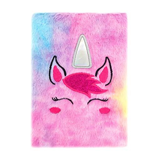 Unicorn Notebook Pour Enfants,Journal De Filles Secret Journal De Licorne Cahiers Journalière,Journal Intime Enfants,Licorne Journal Intime Fille,Carnet De Notes Avec Motif Licorne