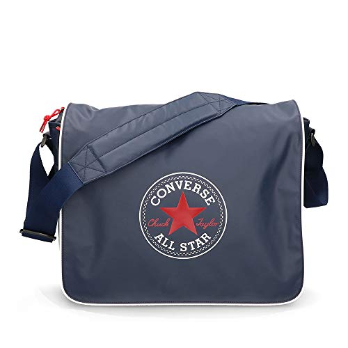 Converse Laptoptasche Coated Retro Messenger navy