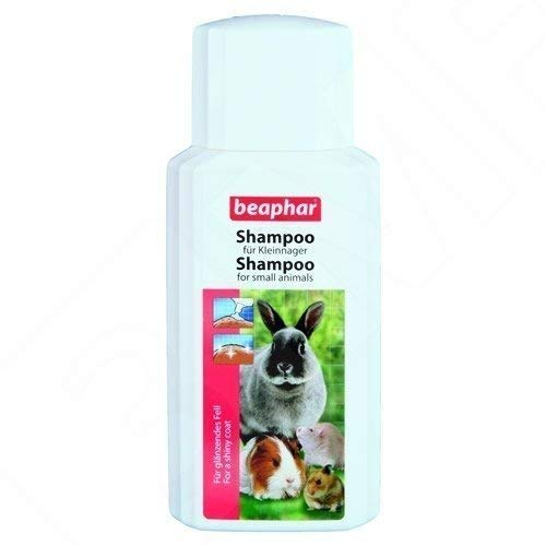 beaphar - Shampoo für Nager und Kleinsäuger - 200 ml