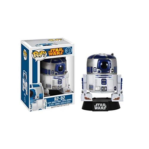 Star Wars R2-D2 Vinyl Figure 31 Funko Pop! Standard